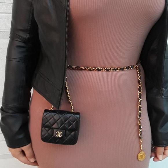 3d50fb87bc2 CHANEL Handbags - 🌸 Chanel Belt mini flap Bag Fanny Pack